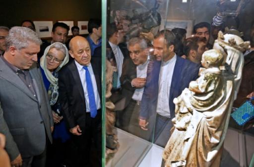 Diplomatie culturelle: le Louvre s'expose à Téhéran