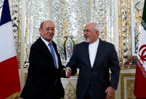 Missiles, influence au Moyen-Orient: l'Iran oppose une fin de non recevoir à Paris