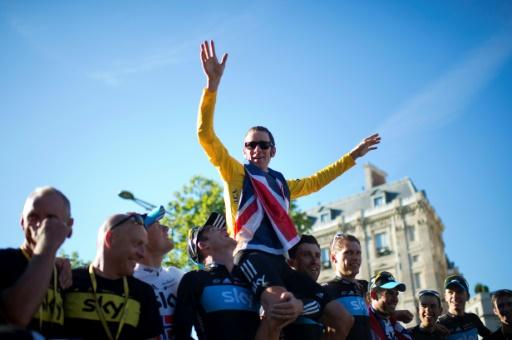 Cyclisme et dopage: Sky et Wiggins épinglés par les députés britanniques
