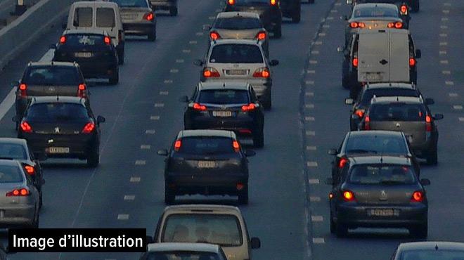 Un camion perd son chargement sur l'autoroute A54 à Buzet: la chaussée a été libérée