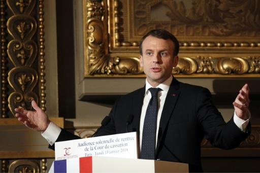 La prison en dernier recours : Macron annonce mardi une révolution des peines