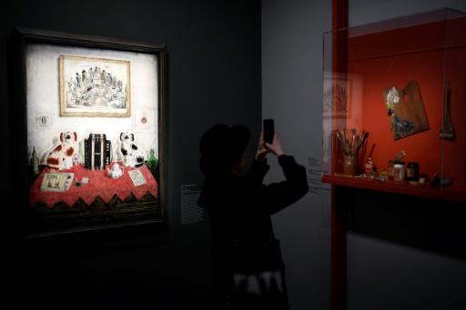 Paris redécouvre le peintre japonais Foujita, entre Orient et Occident