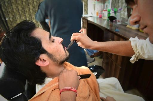 Les barbiers interdisent la taille de barbe