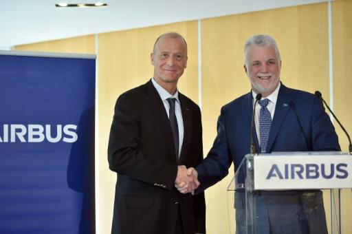 Le patron d'Airbus espère finaliser l'accord avec Bombardier l'été prochain