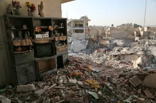 Syrie: l'ONU accuse la Russie d'un possible crime de guerre