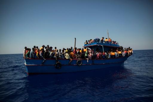 Des migrants arrivés en Italie racontent un naufrage: 21 disparus (OIM)