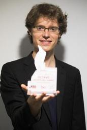Le pianiste Florian Noack, jeune musicien de l'année 2017 pour la critique musicale