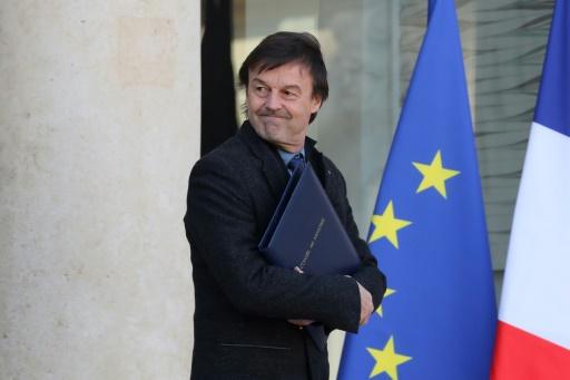 Soupçons de viol et harcèlement sexuel: Hulot a déposé plainte en diffamation contre Ebdo