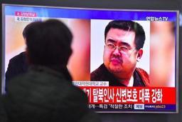 Assassinat de Kim Jong-Nam - Le demi-frère de Kim Jong Un a été tué par le régime avec de l'agent VX, selon les USA