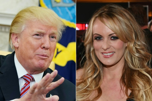 L'actrice porno Stormy Daniels poursuit Trump pour faire invalider leur accord