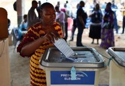Sierra Leone: début des présidentielle et législatives
