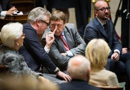 Prince Laurent: la procédure d'audition proposée par les services de la Chambre ne fait pas consensus
