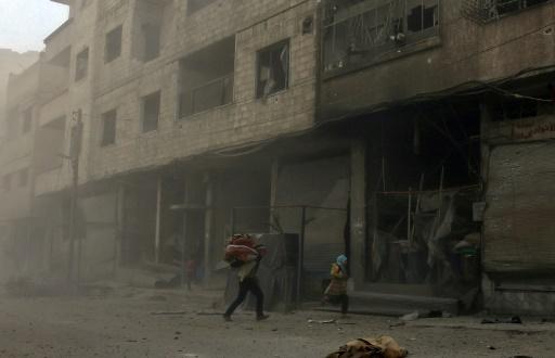Syrie: un haut responsable de l'ONU accuse Damas de planifier