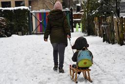Le taux d'emploi des femmes avec enfants augmente doucement