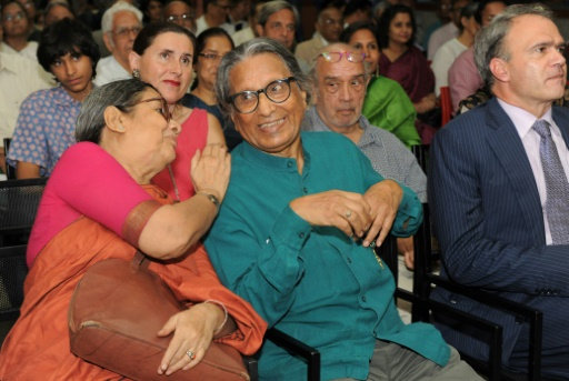 Le prix Pritzker attribué à l'architecte indien Balkrishna Doshi
