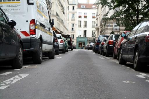 Stationnement: à Paris, des milliers de contrôles de parcmètres étaient