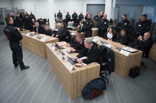 Allemagne: prison ferme pour huit