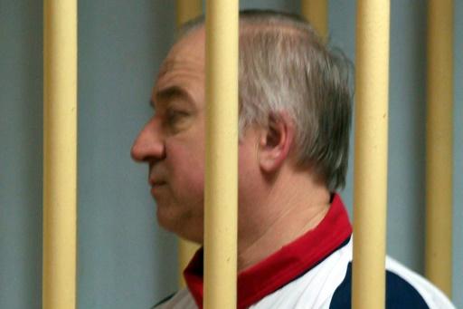 GB: l'ex-espion Skripal visé par une attaque à l'agent innervant (police)