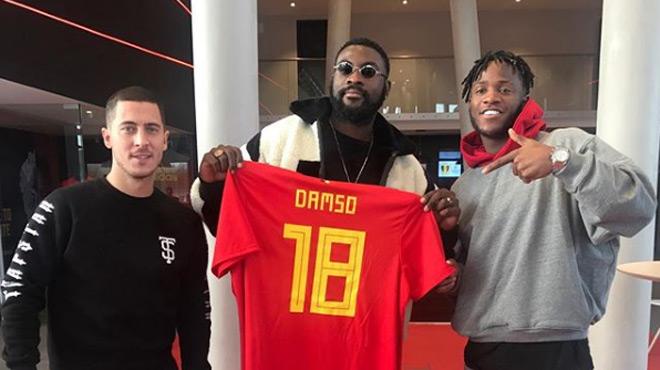 L'Union belge confirme le choix de Damso: