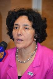 La nouvelle envoyée de l'ONU en RDC s'inquiète de la dégradation de la sécurité