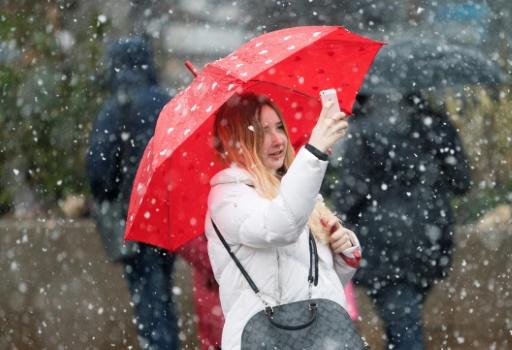 USA: nouvelles chutes de neige sur le nord-est, annulation de milliers de vols