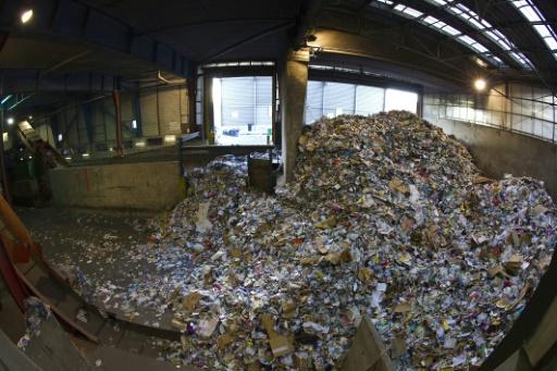 Seul un quart des emballages en plastique est recyclé (60 Millions de consommateurs)