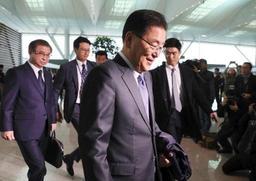 Tensions avec la Corée du Nord - Deux émissaires sud-coréens partent présenter à Washington l'offre du Nord