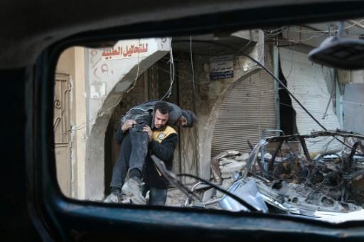 Syrie: plus de 900 civils tués dans les bombardements sur la Ghouta