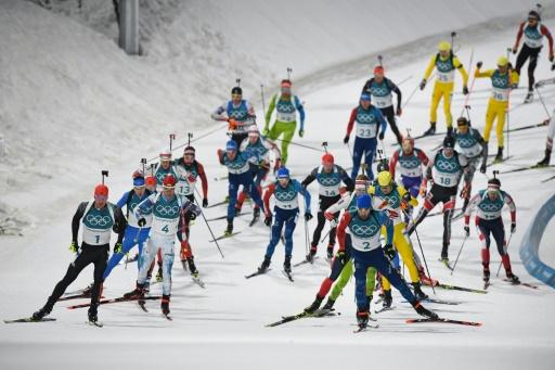 Biathlon: le médecin de l'équipe du Kazakhstan suspendu par l'IBU