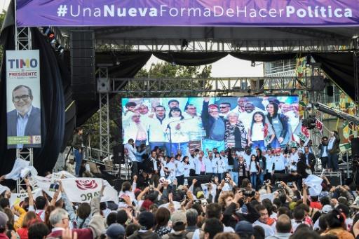 En Colombie, la paradoxale lutte de la gauche pour sa survie