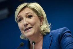 Les militants se prononcent pour un changement de nom du Front national en France