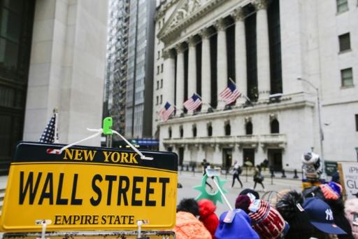 Wall Street rassurée sur l'ampleur de nouvelles taxes à l'importation