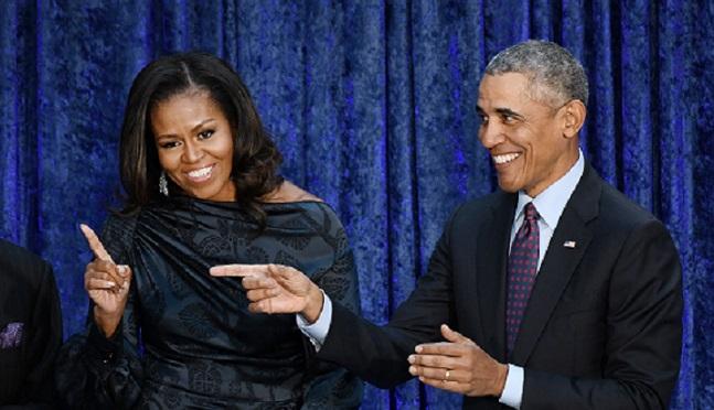 Les Obama seraient en négociations pour débarquer sur Netflix