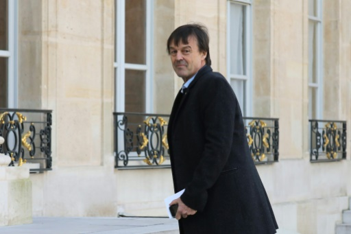 Nucléaire: Nicolas Hulot ne veut