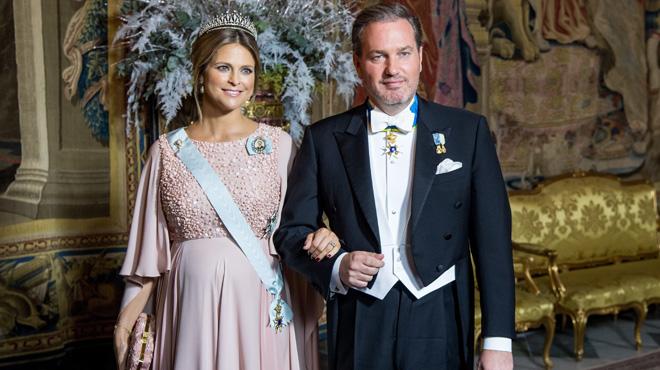 Fille ou garçon? La princesse Madeleine de Suède a donné naissance à son 3e enfant cette nuit
