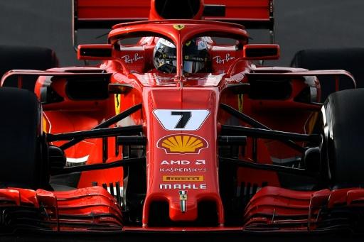 F1: Ferrari plus rapide de la 8e journée des essais de Barcelone, mais...