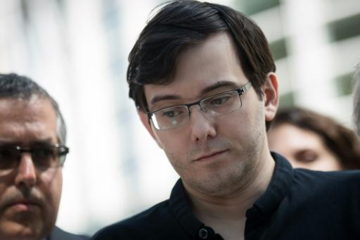 Martin Shkreli, entrepreneur pharmaceutique honni, condamné à sept ans de prison