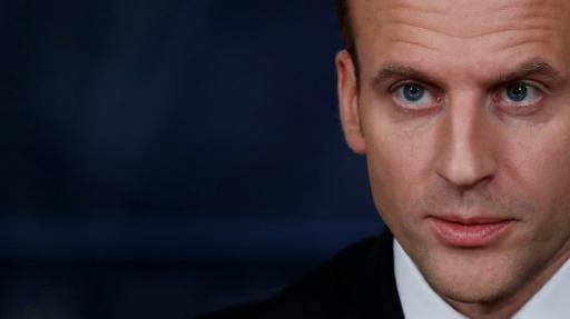 Acier: Macron met en garde Trump contre le risque d'une