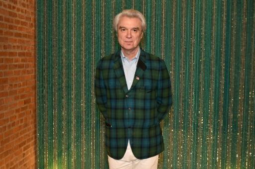 Le chanteur David Byrne, optimiste malgré les désillusions de l'ère Trump