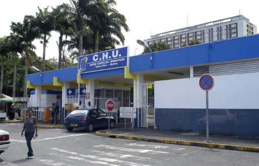 Guadeloupe: le CHU
