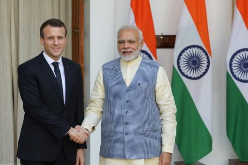 Vente de six EPR: Paris espère un accord définitif avec l'Inde avant fin 2018