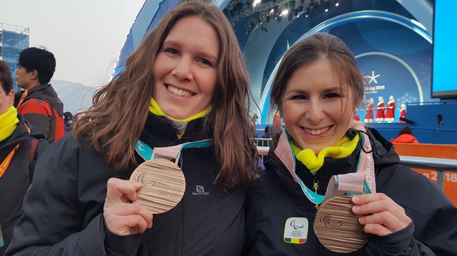Brian McKeever portera le drapeau canadien — Jeux paralympiques