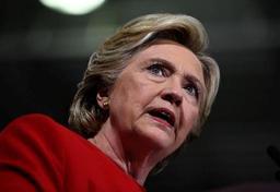 Hillary Clinton voit un