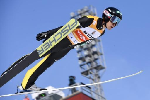 Combiné nordique: Watabe gagne à Oslo et conforte sa première place