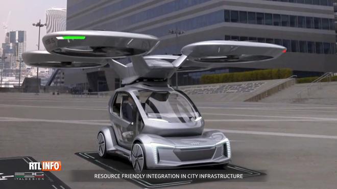 Cette voiture volante arrivera en 2025 et une autre est déjà commercialisée: découvrez-les en vidéo