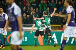 Proximus League - Le Cercle de Bruges renverse le Beerschot Wilrijk (3-1) et remonte dans l'élite