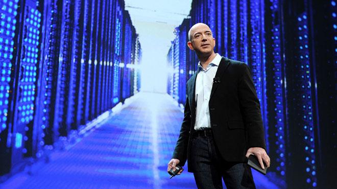 Qui est Jeff Bezos, désormais l'homme le plus riche du monde?