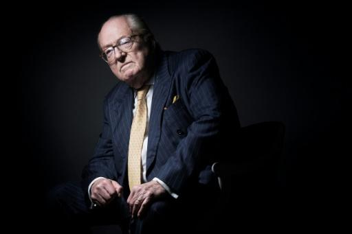 Congrès du FN: Jean-Marie Le Pen déchu de sa présidence d'honneur