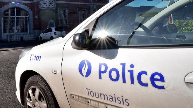 Coups de feu à Tournai: une personne inculpée de rébellion