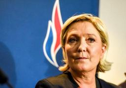 Marine Le Pen propose